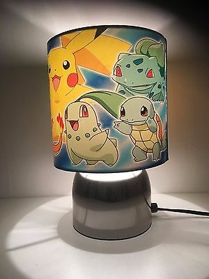 Pokemon Touch lamp