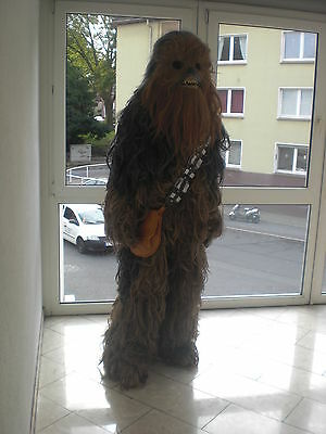 Deluxe Chewbacca Wookiee 1:1 Replica (Star Wars) Statue / Figur Life-Size
