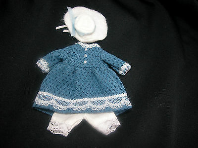 Heidi Ott 1:12 Scale Doll House Miniature  Kid's Child's Girl Outfit  #XZ945