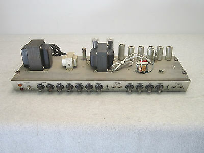 Vintage Gibson GA-55 RVT Ranger Guitar Tube Amplifier, Chassis Only