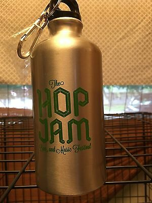 Hanson Rare New Official The Hop Jam Traveler Water Bottle