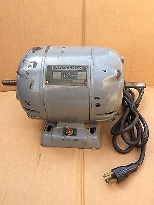 Craftsman Electric Drill Press Motor