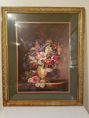 Vintage Flower Home Interior picture 34×28