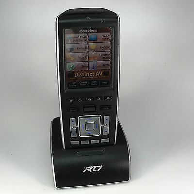 RTI T3-V+ Touchscreen Remote Control W/Dock and Power Supply