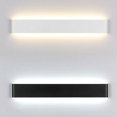 New Arrival 5W 14W 24W LED Wall Light Lamp Black/White Vintage Wall Sconce Light