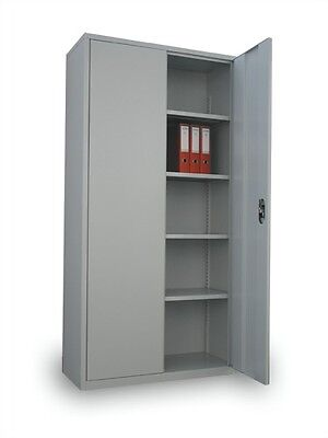 Metal Stationery Cabinet Metal Storage Cupboard Office Furniture Storage Units