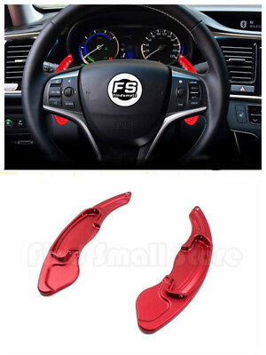 Shift Paddles Extension For Honda Accord 13-17 Spirior 15-17 RED FAST SHIPPING!