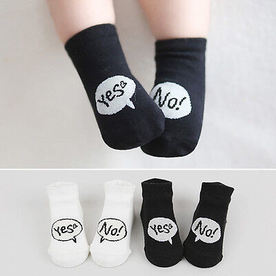 Cute Newborn Infant Baby Socks Boy Girl Cartoon Cotton Socks Toddler Socks LI