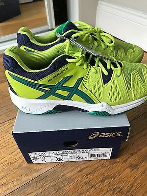 New Asics Tennis Trainers