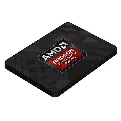 AMD Radeon R3 240GB 2.5 SATA III SSD SATA III Interface 2.5 Form Factor