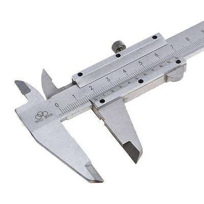 Durable Stainless steel 0-150 mm/6 inch Vernier Caliper Measuring Tool 0.02