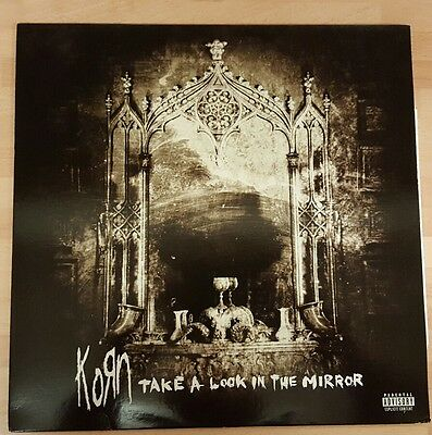 Korn 'take A Look In The Mirror' Original Double Vinyl Lp