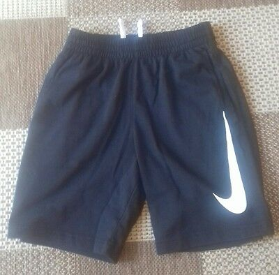 Nike Jersey shorts boys 8-10yrs black
