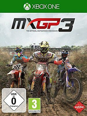 MXGP3 - The Official Motocross Videogame (XBox One)