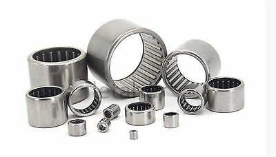 10pcs HK Series Double Way Needle Bearing Roller Bearing Different sizes