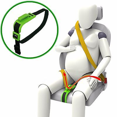 Bump Belt,Maternity Seat Belt Adjuster,for Pregnant/Pregnancy/Expectant Mothers