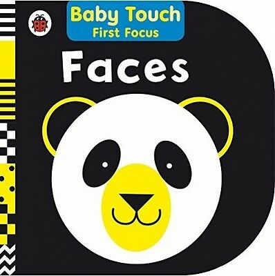 Faces: Baby Touch First Focus (Board Book)