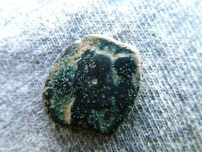 Aretas IV  / Nabatean / Syria / Needs Cleaning / Paul's escape / biblical coin