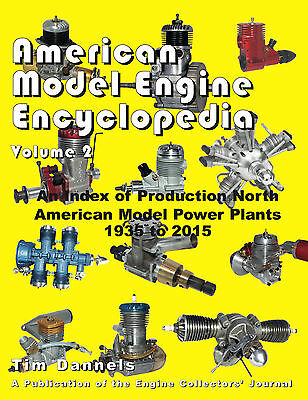 American Model Engine Encyclopedia Volume 2