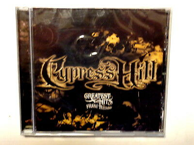 Cypress Hill -  Greatest Hits From The Bong  -  Cd 2006  Nuovo E Sigillato