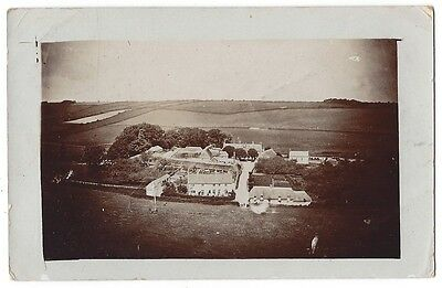 TOLLER FRATRUM Dorset, View of Village, RP Postcard Postally Used 1907