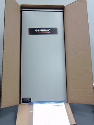 Generac RTSW200A3 200Amp Automatic Transfer Switch 120/240V SE Rated NEMA 3R