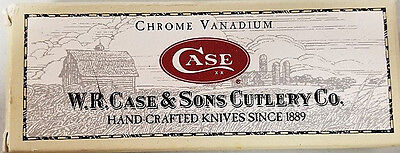 W.R. Case & Sons Cutlery Co. Trapper Yellow 2 blade Knife