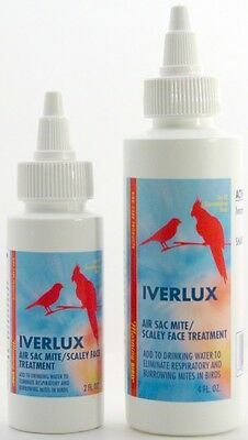 Iverlux - Mite Treatment for Birds