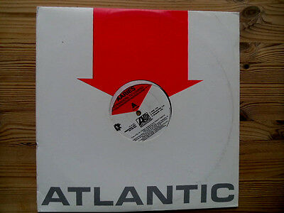 "Aaries - Strangers To Lovers / Eventhough 12"" - Rare Promo PR 301025"