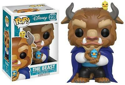 Funko Pop! Disney 239 Beauty and the Beast - The Beast - Series 9 Pop Vinyl