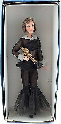 Barbra Streisand 1969 86th Annual Oscar Awards Replica Collector Doll USED