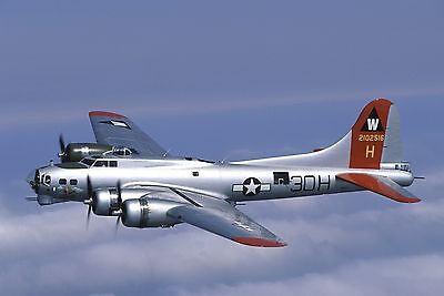 "Model Airplane Plans (RC): B-17G 96""ws plans from Wing Mfg. Short Kit (B-17)"