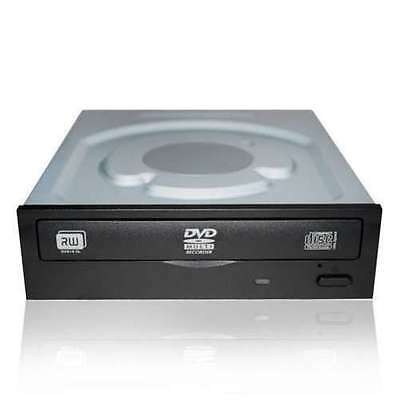 LiteOn DVD-RW 24x PC Internal SATA Optical Drive Device Recording DVD/CD Discs