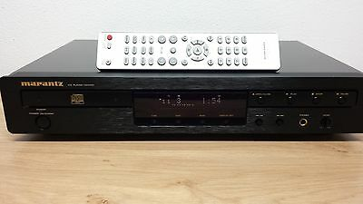 Marantz CD5001 Black High-End CD-Player *Near MINT Condition*
