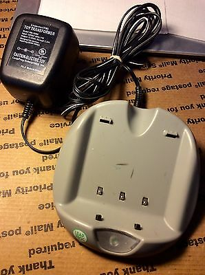 Genuine LeapFrog Leapster L-Max Charging System #20247 With Leapster Power Cord