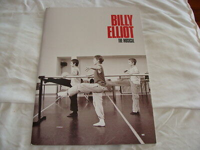 BILLY ELLIOT The Musical, Theatre Program. 2005 Victoria Palace, SC Complete