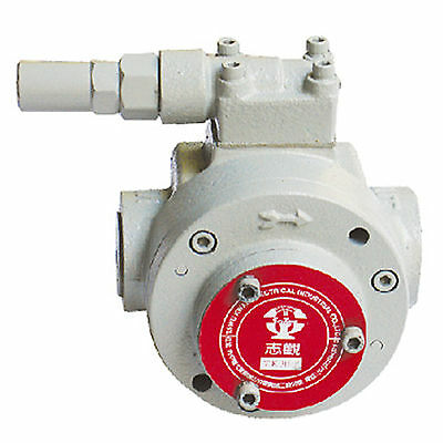 "Tswu Kwan TK-3015 Heavy Oil Lubrication Pump 15 cm³/rev 1""PT"