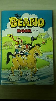 The Beano Book Annual 1976 - D.C.Thomson - Good Condition - Unclipped 70p