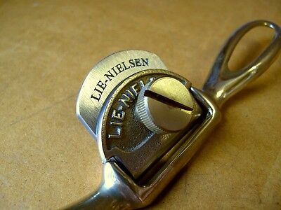 Lie Nielsen Small Curved Spokeshave