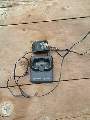 Motorola Charger for SP10. Motorola Spirit. Charger with power supply.