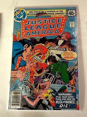 Justice League of America DC Comics Bronze Age  CB1921