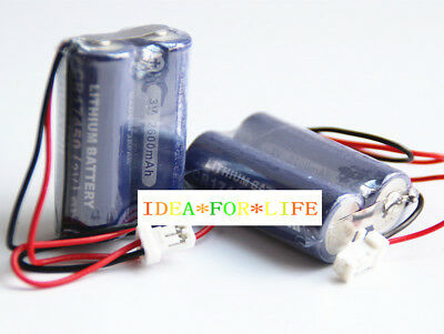 1PCS FOR Maxell CR17450 2WK27 3V 2 combination 2 CR17450 Battery #T3052 YS