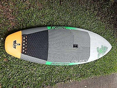 Starboard 2015  Carbon 8` x 28 with cover ,stand up paddle board, SUP,
