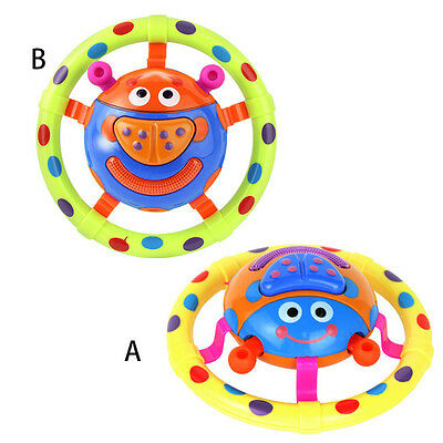 1pc Cute Baby Toys With Sound And Light Ladybug Musical Children Gift For Kids