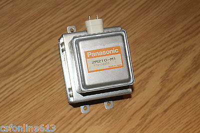 Panasonic 2M210-M1 Microwave Magnetron - TESTED WORKING