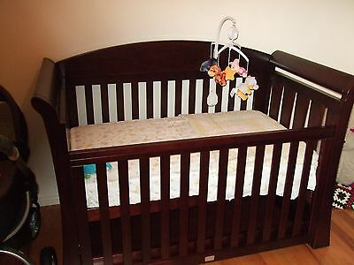 Nursery furniture package - Love N Care Elite Regal Cot, Chest and Changer