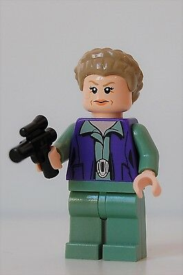 NEW Genuine Lego Princess Leia minifig minifigure from 75140 Star Wars
