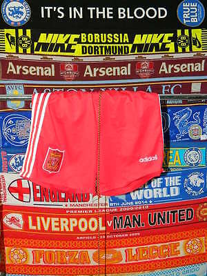 4/5 Liverpool adults M retro 1995 football shorts