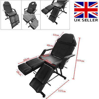 Beauty Salon Chair Balance Massage Table Facial Tattoo Couch Bed Spa Treatment