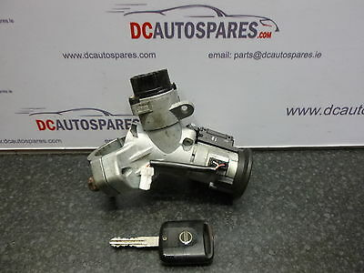 2006 Nissan Micra 1.2 Petrol Ignition Switch With Key 28590 Ax600